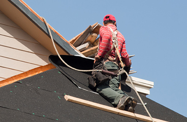 Roof Replacement - Roofing Contractor Texas | Mid Cities Roofing, Inc. - safety