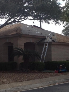 Roofing Company in Fredericksburg TX | Mid Cities Roofing - progress