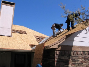 Commercial Roofers in Aubrey TX | Mid Cities Roofing - roof_work